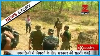 Download Ground Report : Place where Naxals attacked CRPF road party in Sukma Video