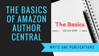 Download Amazon Author Central - Visibility On Amazon Author Page Video
