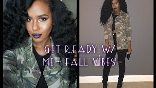 Download Get Ready W/ Me | Makeup & Outfit | Fall Vibes Video