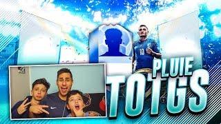 Download PLUIE DE TOTGS ET GROS JOUEURS AVEC MES FRERES - FIFA 18 PACK OPENING TOTGS Video