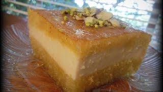Download Basbousa Bl Qeshta Video