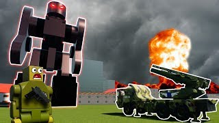 Download EVIL LEGO ROBOT ARMY TAKES OVER LEGO WORLD! - Brick Rigs Gameplay Roleplay - Lego Movie Apocalypse Video