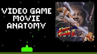 Download Street Fighter II: The Animated Movie Review   Video Game Movie Anatomy Video
