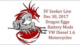 Download SV Seeker Live - Dec 30, 2017 Video