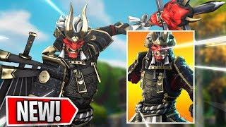 Download The NEW Shogun Samurai Skin!! Squads Featuring TimTheTatman and Dr Lupo Video