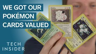 Download We Got Our Pokémon Cards Valued Video