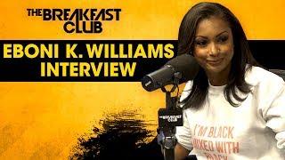 Download Eboni K. Williams On Leaving Fox News, Political Narratives, Jussie Smollett's Case + More Video
