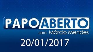 Download Papo Aberto - 20/01/17 Video