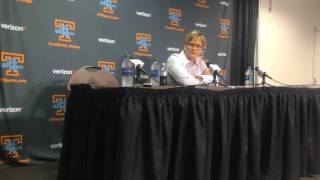 Download Lady Vols coach Holly Warlick on Gatlinburg wildfires Video