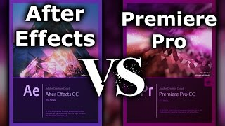 Download Adobe After Effects vs Adobe Premiere Pro Video
