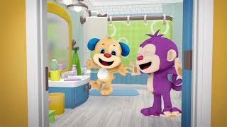 Download Laugh & Learn™ Getting Ready Each Day with Puppy & Monkey | Fisher-Price Video