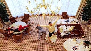 Download $20,000 HOTEL ROOM! Video