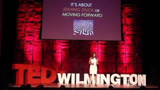 Download Staying stuck or moving forward | Dr. Lani Nelson Zlupko | TEDxWilmington Video