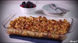 Download Breakfast Recipes - How to Make Easy French Toast Casserole Video
