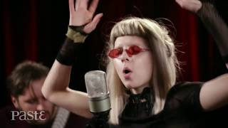 Download Aurora at Paste Studio NYC live from The Manhattan Center Video