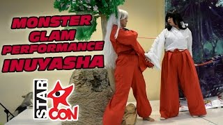 Download Monster Glam - Performance Inuyasha, en StarCon Aguascalientes Video