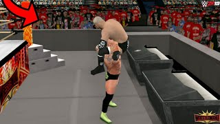 Download WWE 2K19 ANDROID - Triple h Vs Batista At Wrestlemania 35 Highlights WWE 2K19/SVR11 Video