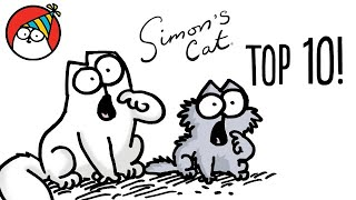 Download Top 10 Episode Countdown! - Simon's Cat | COLLECTION Video