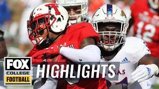 Download Texas Tech vs. Kansas | FOX COLLEGE FOOTBALL HIGHLIGHTS Video