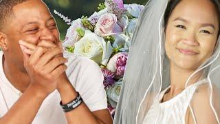 Download Women Prank Their Boyfriends With A Fake Wedding Video