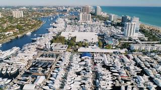 Download Superyachts at FLIBS 2017 Video
