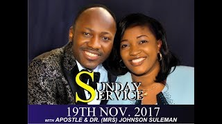 Download Int'l Men conference 2017 Thanksgiving Service With Apostle Johnson Suleman Video