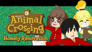 Download Animal Crossing - Homely Renovation Video