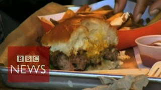 Download Trans-fats in foods you might not expect - BBC News Video