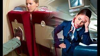 Download Shocking Photos of Passengers Behaving Badly Video