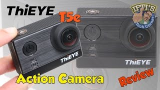 Download ThiEye T5e : 4K Ultra HD Budget Action Camera - REVIEW Video