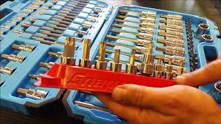 Download Capri Tools, 88pc Master Bit Set Update! Video
