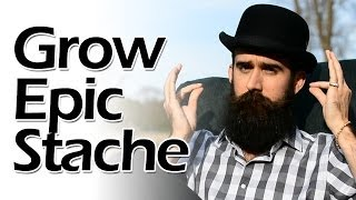 Download How to Grow an Epic Mustache Video