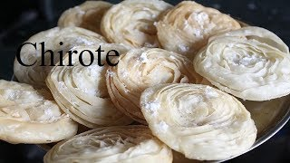 Download Chirote Recipe | Sweet Chirote Recipe Video