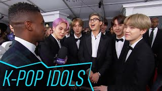 Download BTS Share Their Dream Collaboration Stars… & You Won't Believe Who!   Access Video