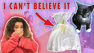 Download MY KITTEN RUINED MY DRESS!! Video