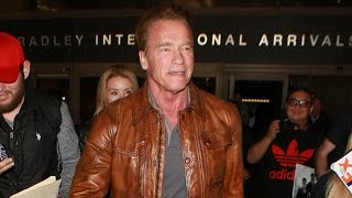 Download So What Does Terminator Arnold Schwarzenegger Think About Donald Trump? Video