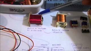 Download Inversor de tensão 2.2 volt DC para 110 volt AC Video