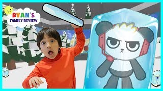 Download Ryan Plays Ice Breaker on Roblox with Combo Panda! Video