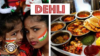 Download 10 AWESOME Things to do in DELHI, India - Go Local (2018) Video
