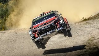 Download WRC Rally de Portugal 2017 Day 3 (Jumps & Show) Full HD Video