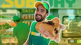 Download Un día trabajando en SUBWAY ¿Cuántos sándwiches vendí? Video