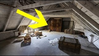 Download A Man Discovers Ancient Secret While Doing Home Renovations Video