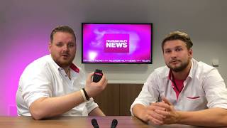 Download Telekom hilft News: Unboxing & Review CarConnect Video