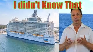 Download 10 things I wish I knew about Royal Caribbean Video