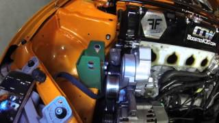 Download new ktuned tensioner & idler pulley Video
