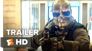 Download Marauders Official Trailer #1 (2016) - Bruce Willis, Dave Bautista Movie HD Video