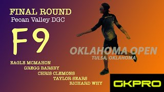 Download 2018 Oklahoma Open | Final RD, F9, MPO | McMahon, Barsby, Clemons, Sears, Why Video
