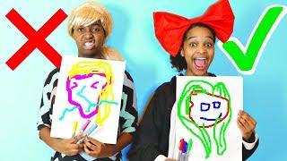 Download 3 MARKER CHALLENGE! - Onyx Kids Video