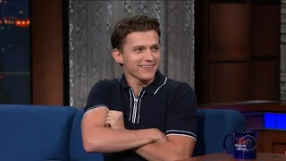 Download tom holland switching to an american accent for 6 minutes and 10 seconds Video