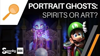 Download Luigi's Mansion - What are the Portrait Ghosts? (Mario Bros Theory) | SwankyBox Video